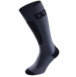 Power Fit Sokken - SMOKE- PFI 50 - Grey/Black