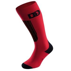 Power Fit Sokken - STYLE- PFI 50 - Red/Black